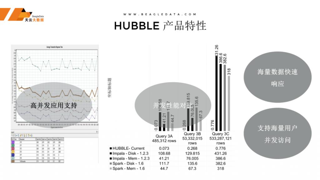 《Hubble:大规模高并发支持灵活查询的国产HTAP数据库》