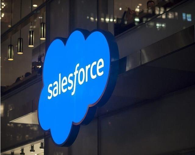 《原创 | Salesforce业绩暴增 正依靠人工智能实现业务增长》