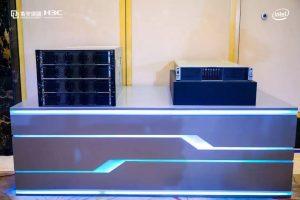 《扛鼎之作 新华三自研关键业务服务器H3C UniServer R8900 G3 发布》