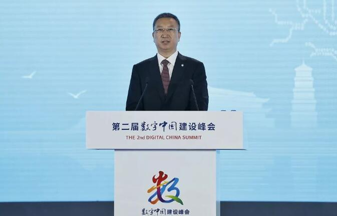 《工信部王新哲:加快发展大数据、工业互联网、物联网 为数字中国建设提供有力支撑》