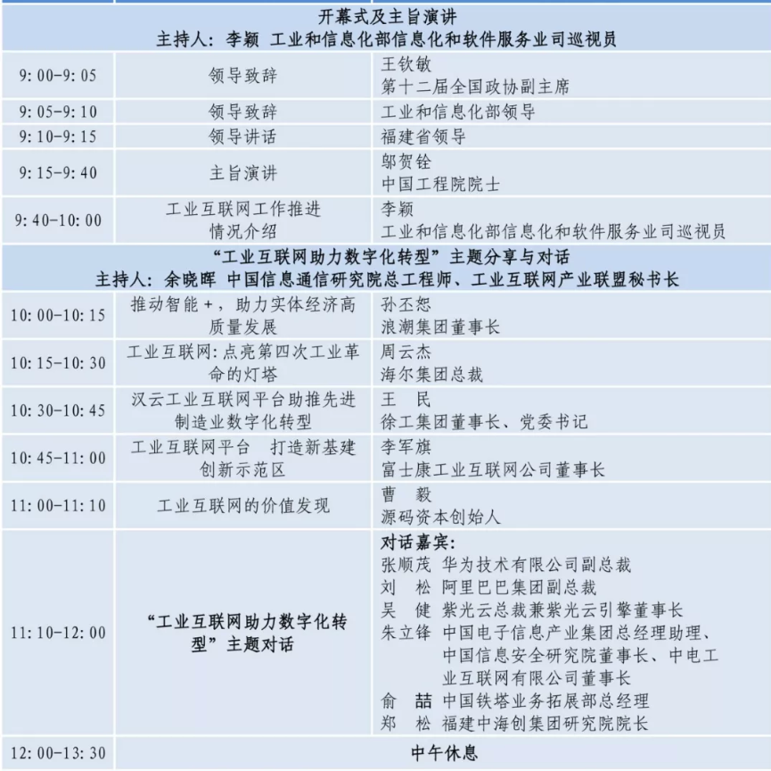《划重点:第二届数字中国建设峰会开幕日干货来了》