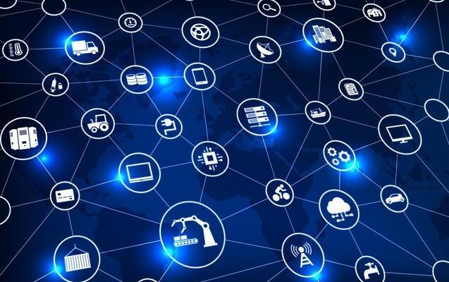 """《物联网产业链的焦点是""""连接""""》"""
