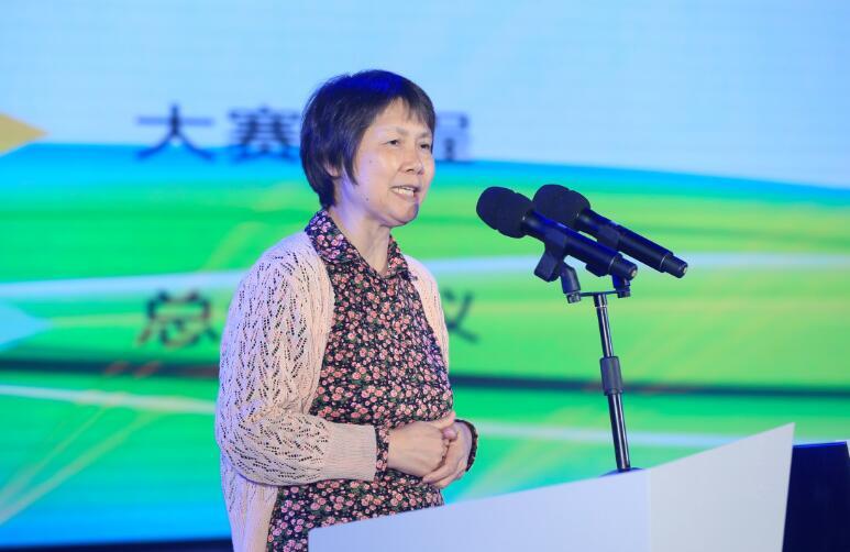 """《第八届""""中国软件杯""""大学生软件设计大赛总决赛颁奖典礼举行》"""