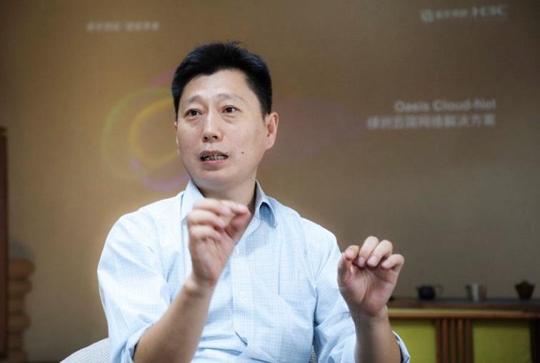《品茶论道,感悟变革 | 新华三 Oasis Cloud-Net:构造极简网络,驱动行业转型》