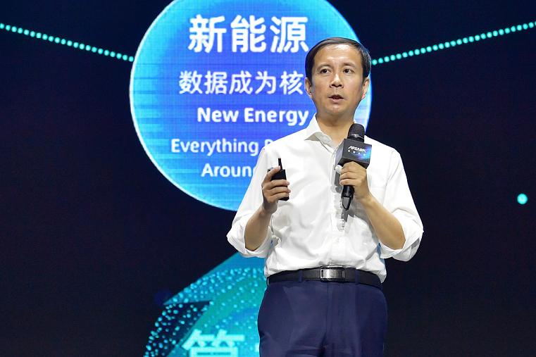 《阿里董事局主席张勇:五新已发展到百新 云栖大会成数字经济未来风向标》