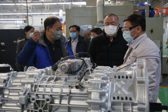 《钉钉平台助力疫情防控 中国一汽数字化迈入新阶段》