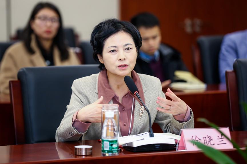 《全国政协委员徐晓兰:工业互联网等数字基建需整合力量加大投入》