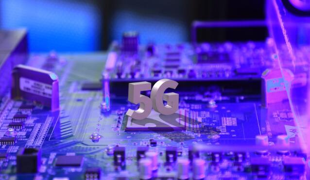 《5G重塑赛道:芯片供应商三足鼎立》