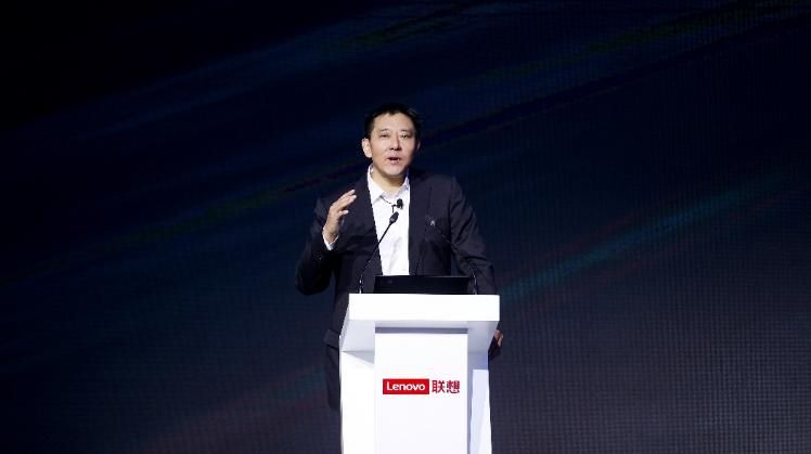 《联想发布FAST光速引擎赋能中小企业数字化转型》