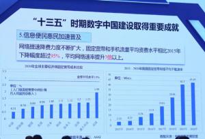 《《数字中国建设发展报告(2020年)》发布(附PPT)》